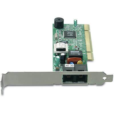 کارت فکس - مودم، از این کارت برای اتصال به اینترنت و ارسال و دریافت فکس استفاده میشود .