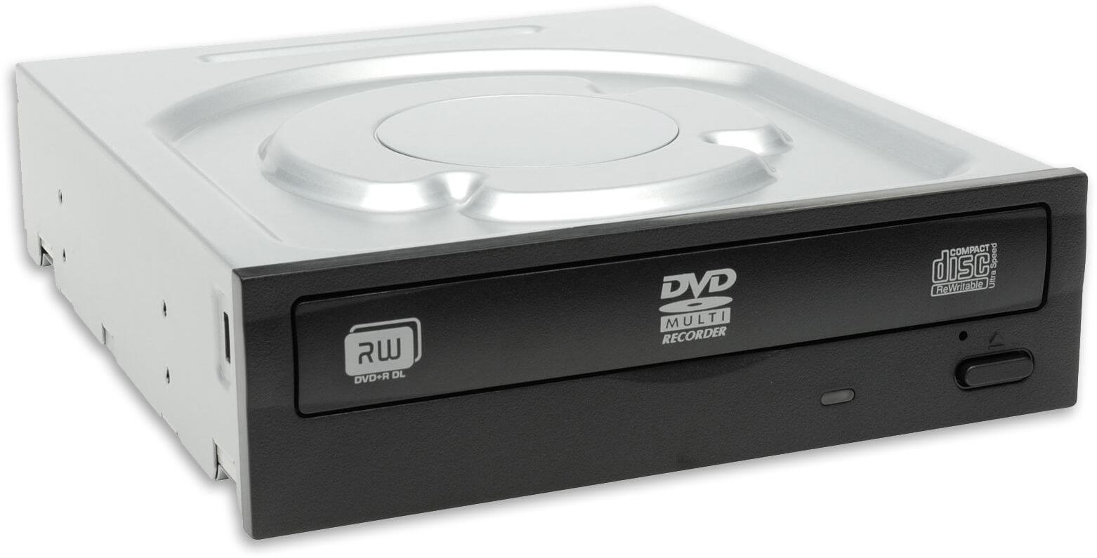 درایو CD و DVD ، این قطعه برای خواندن سی دی و دی وی دی استفاده میشود، در داخل کیس جای خوش کرده و توسط یک کابل به مادر برد متصل میشود .