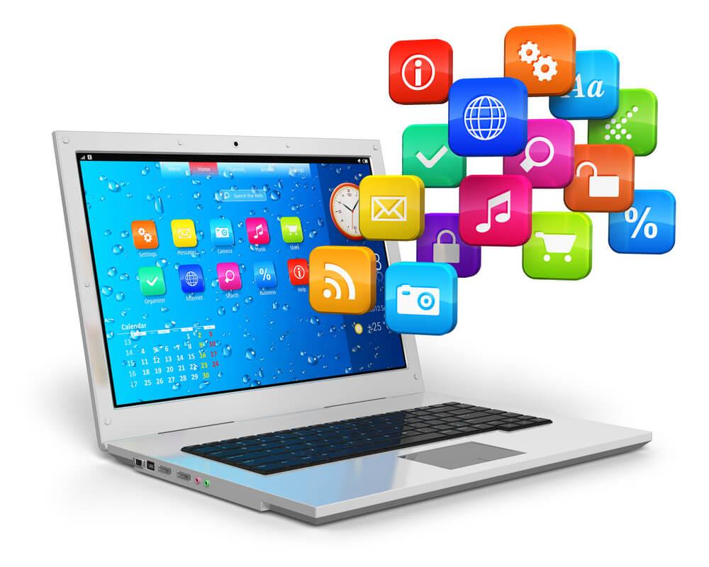 نرم افزار و سخت افزار در کنار هم یک کامپیوتر را ایجاد میکنند و بدون هر یک از این دو بخش عملا سیستم بلا استفاده خواهد بود .