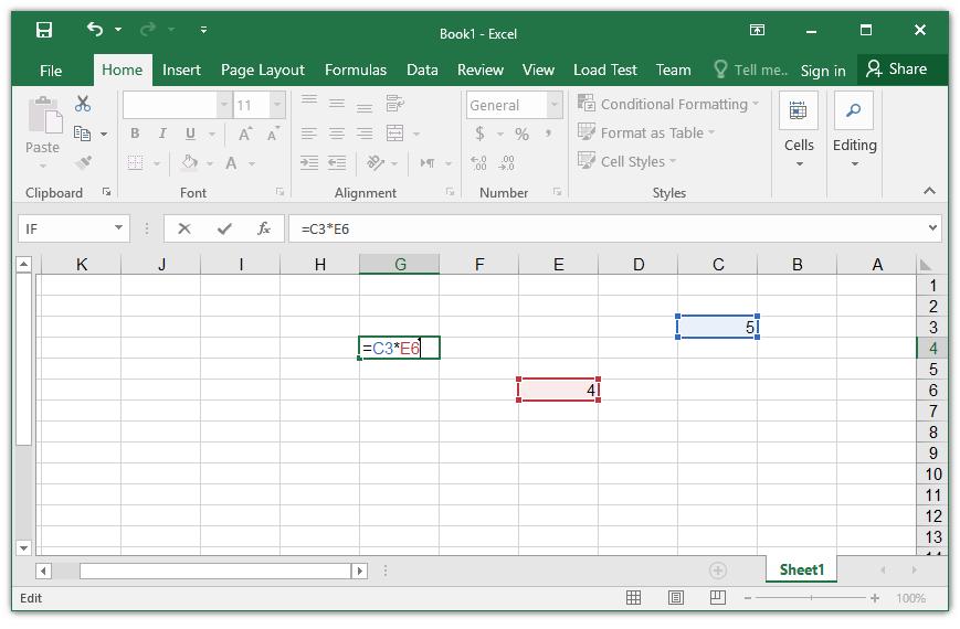 Excel-Formula