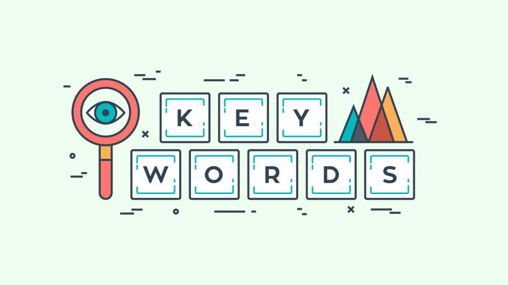 تحقیق کلمات کلیدی در سئو