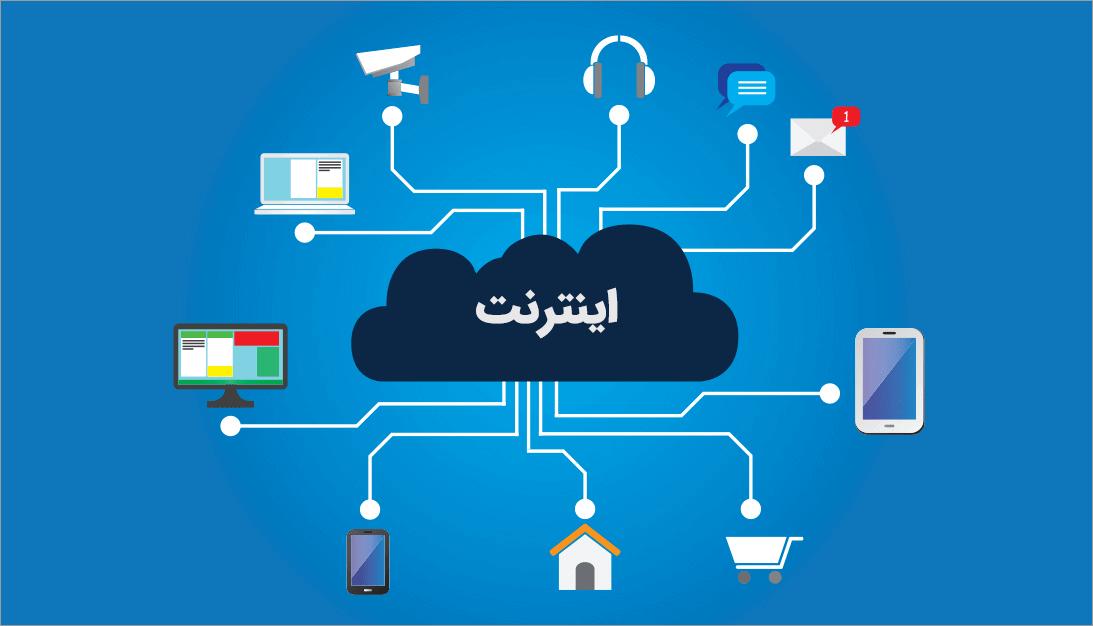 مفهوم اینترنت به زبان ساده