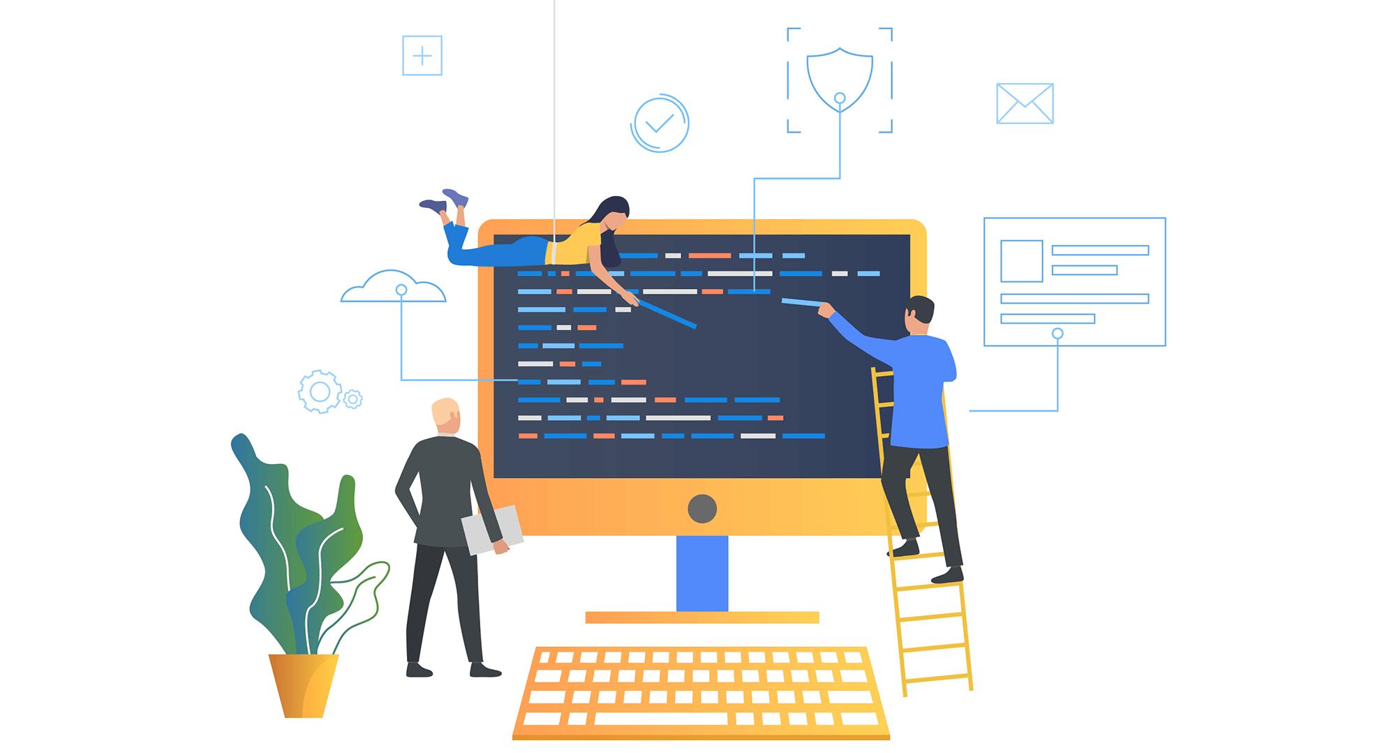 تفاوت بین نرمافزار آزاد و برنامههای متن باز