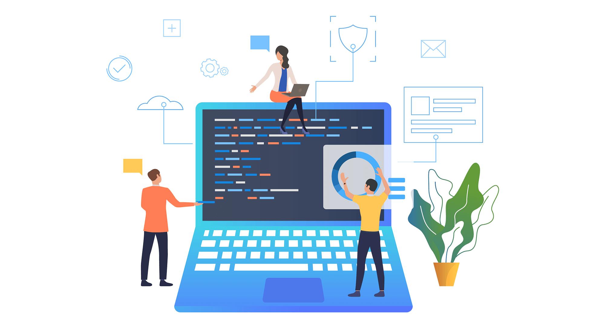 برنامه اوپن سورس (Open Source) چیست؟