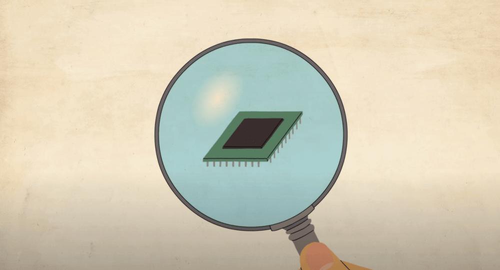 چیپ و ترانزیستور