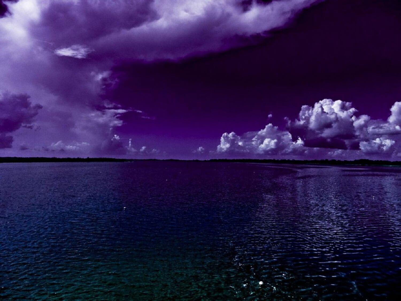 اقیانوس بنفش چیست؟
