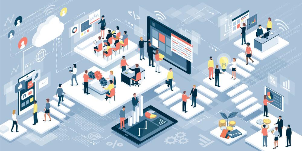 یکی از وظایف واحد تحقیق و توسعه، ارزیابی محصولات موجود است.