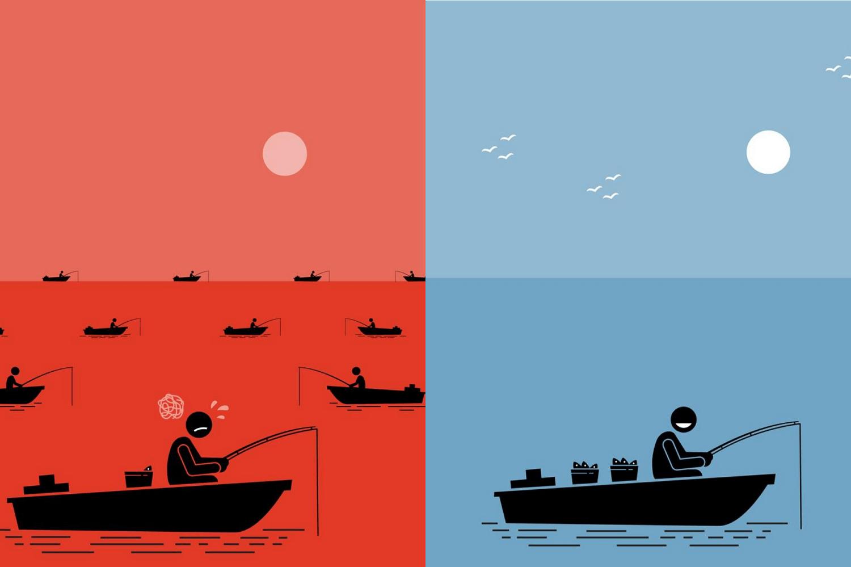 چطور با استراتژی اقیانوس آبی موفق شویم؟