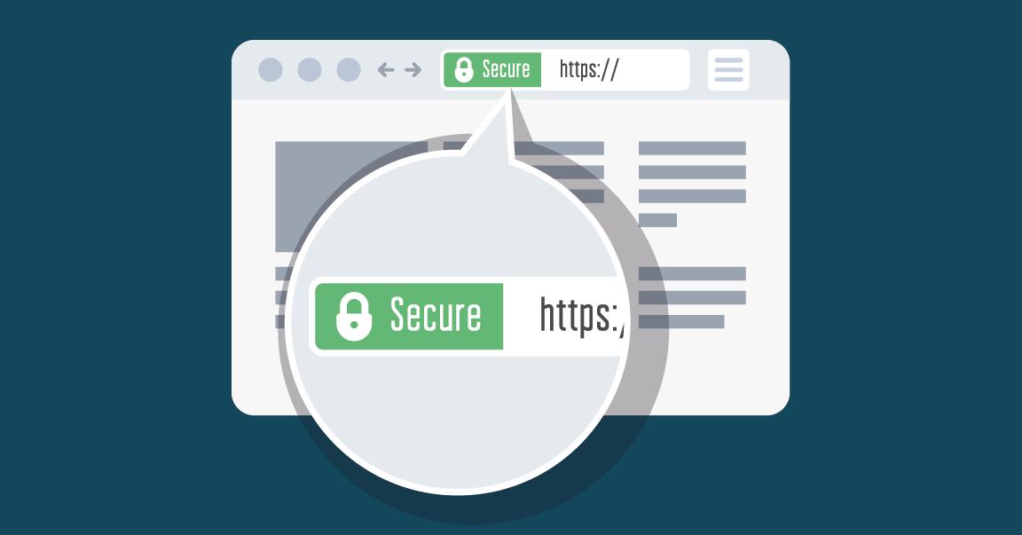 گواهی SSL وبسایت